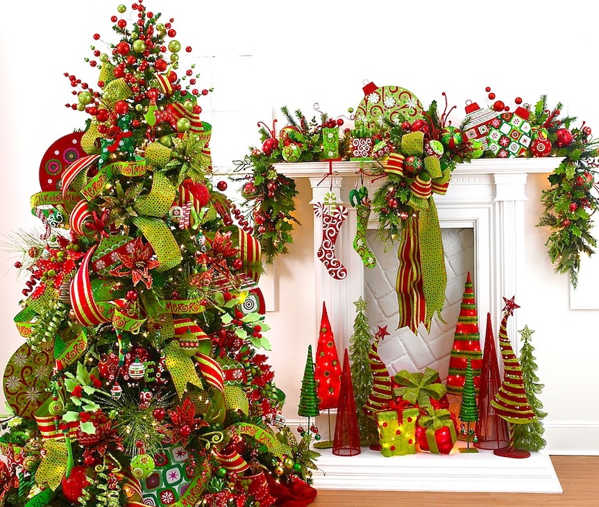 christmas decorating services decorations trees much more marges - Christmas Decorating Services